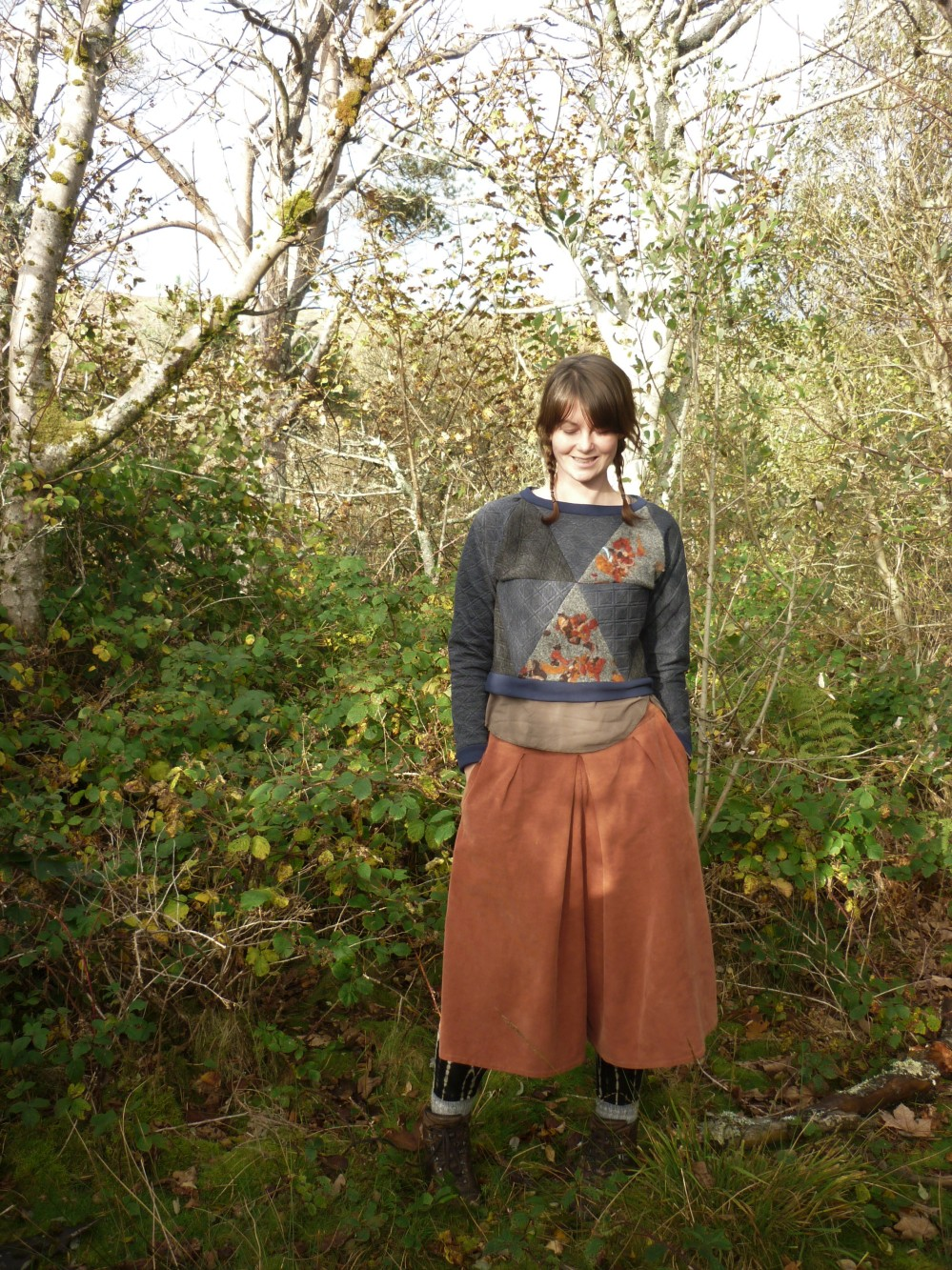 Geodesic sweater Blueprints for sewing (3)