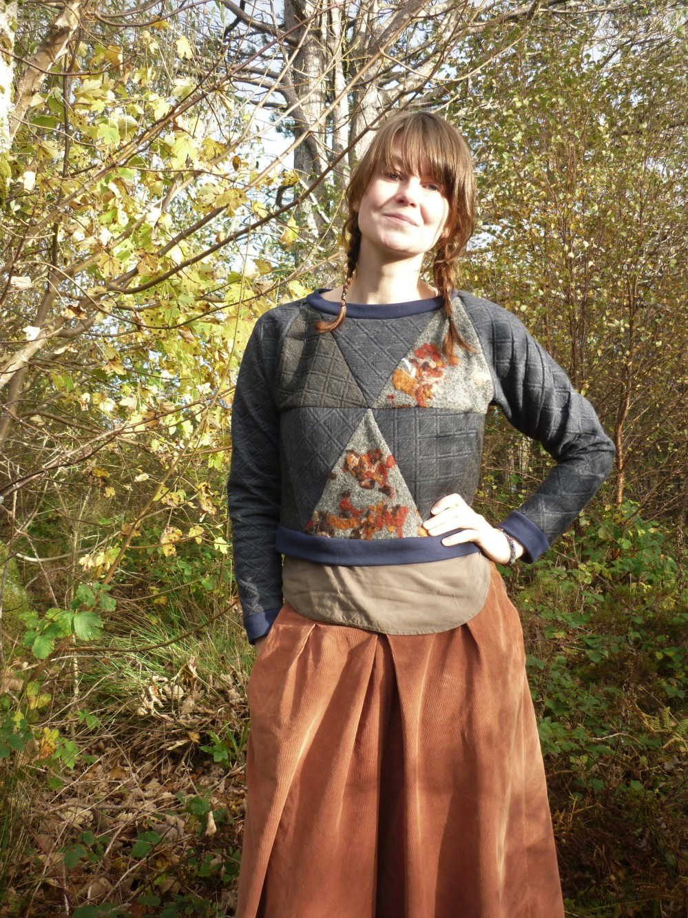 Geodesic sweater Blueprints for sewing (4)