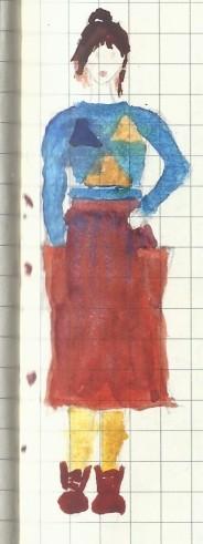 Geodesic and skirt