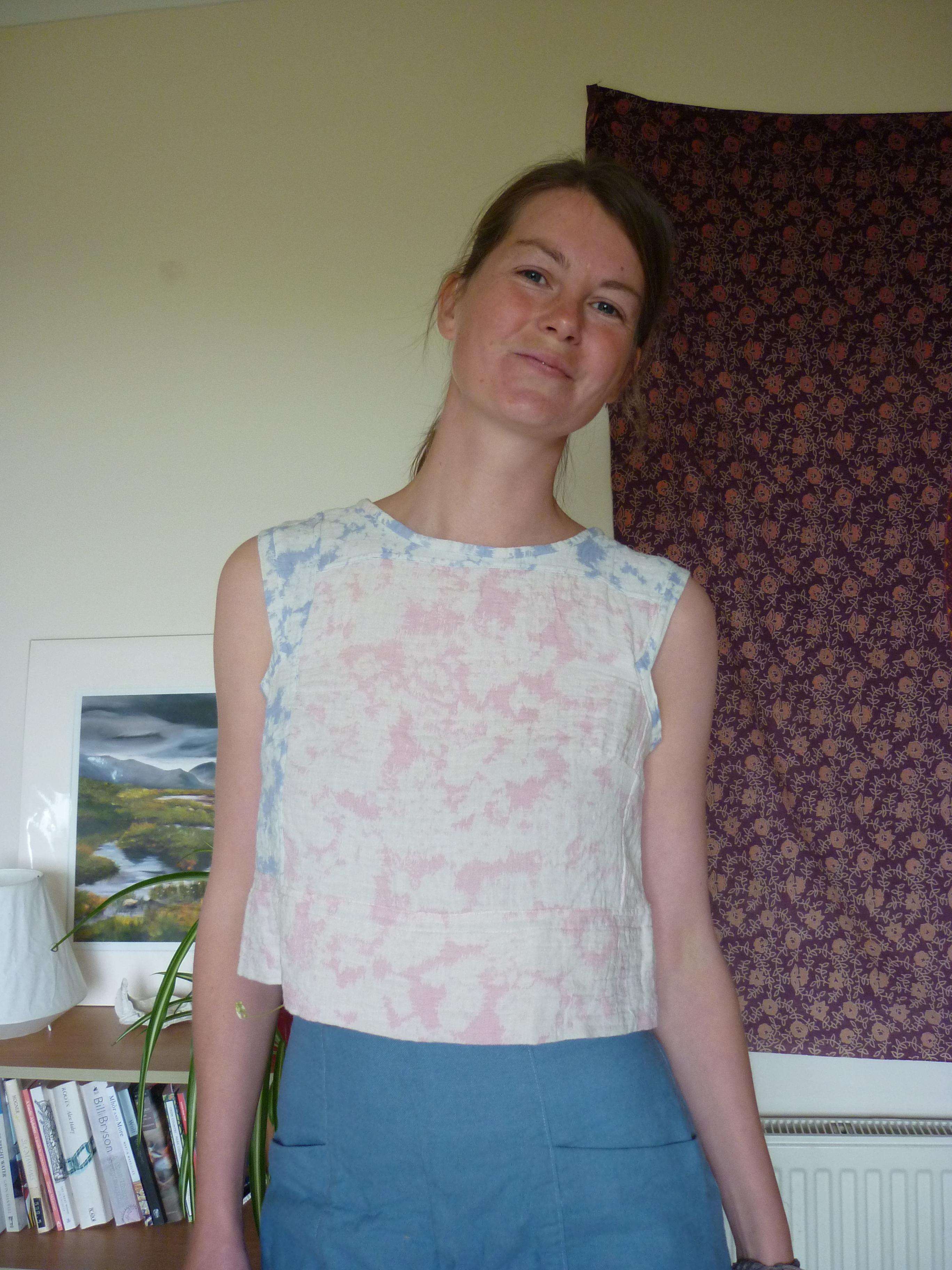 New Look 6459 www.heatherymakes.wordpress (3)