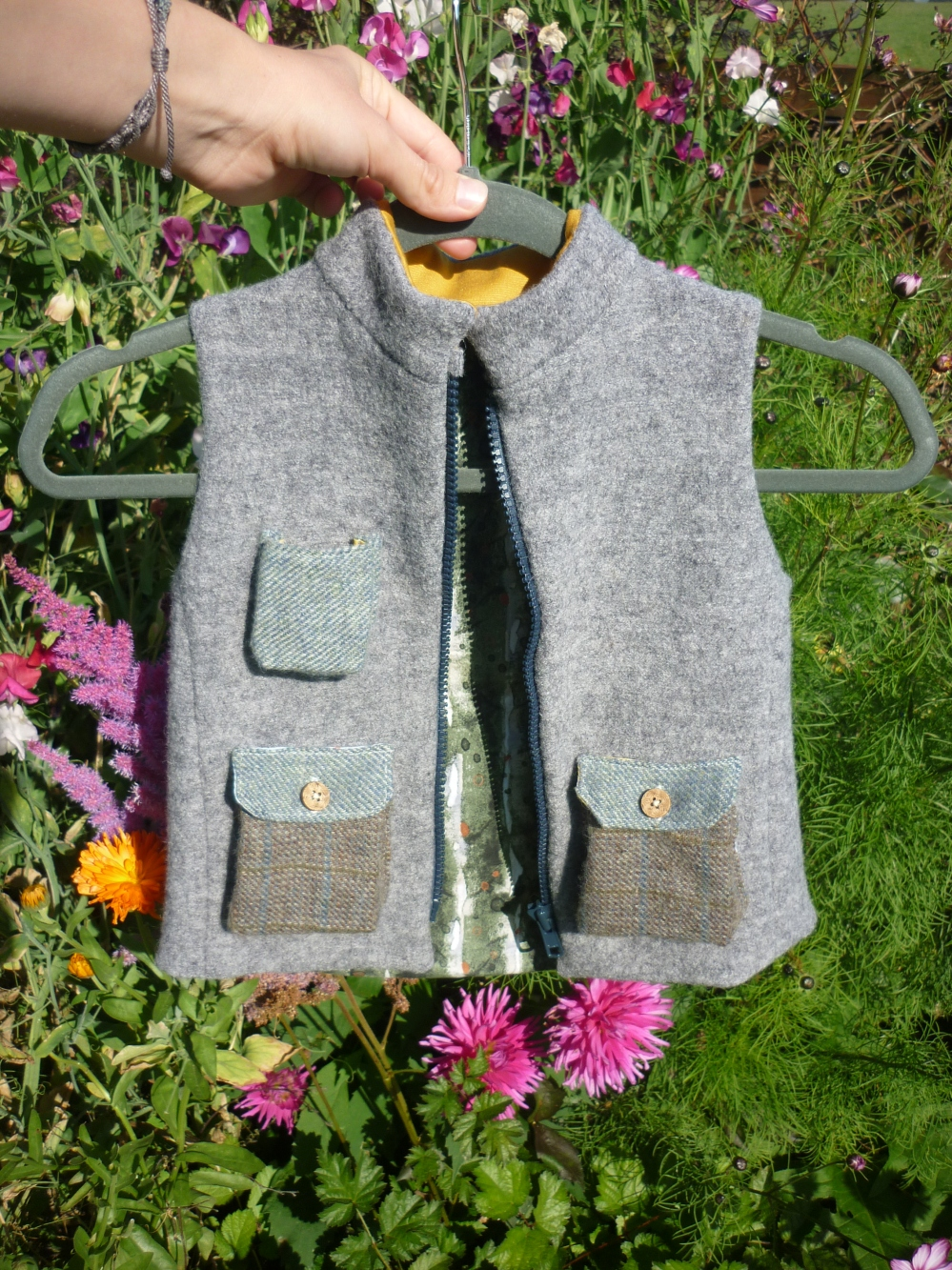 Twig and Tale fishermans vest www.heatherymakes.wordpress (1)