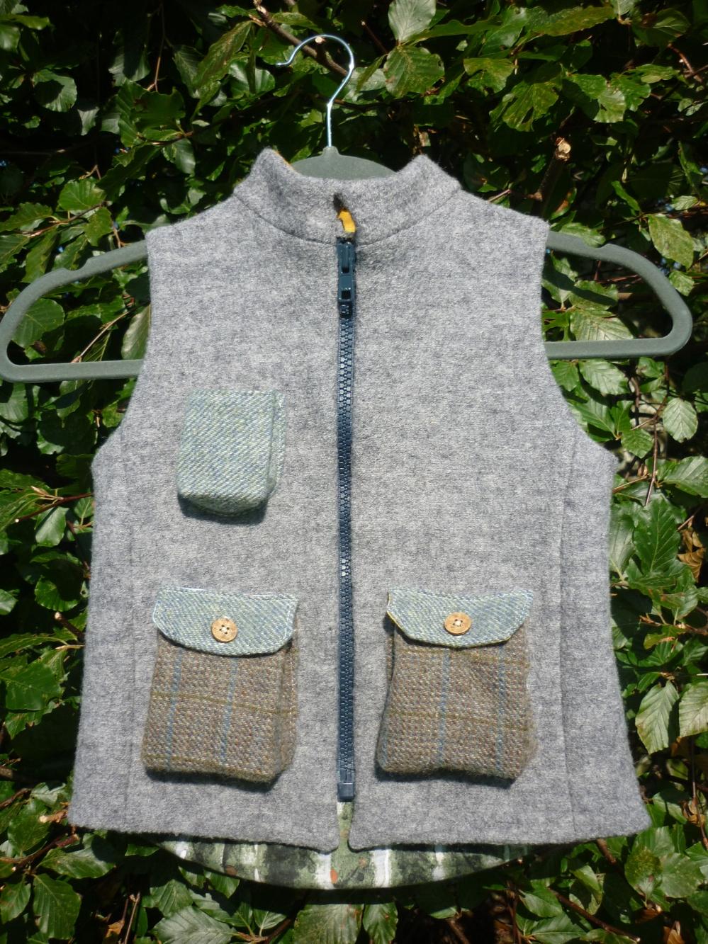 Twig and Tale fishermans vest www.heatherymakes.wordpress (10)